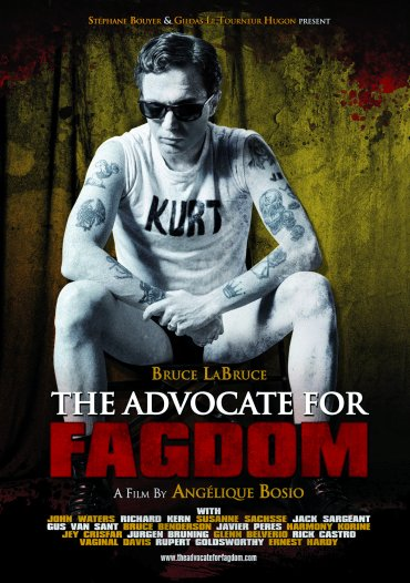Plakat The Advocate For Fagdom