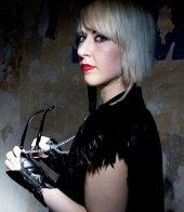 Scream Club: Sarah Adorable (20.0 cm x 23.1 cm @300dpi)