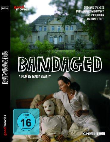 Bandaged DVD-Umschlag