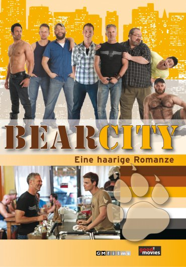 BearCity DVD-Umschlag