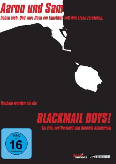 Blackmail Boys Inlaycard