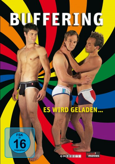 Buffering DVD-Umschlag