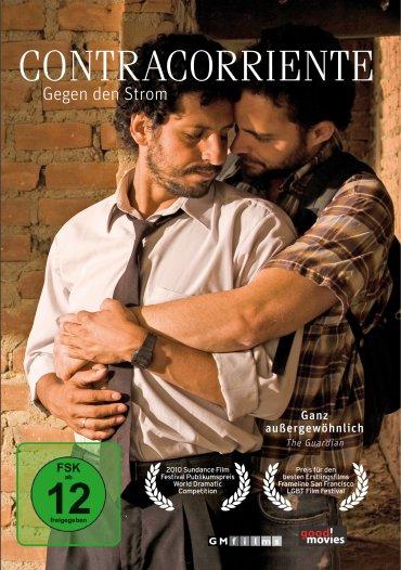 Contracorriente DVD-Umschlag