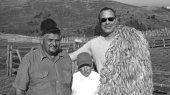 Regisseur Titus Faschina (rechts) mit Protagonisten (26.0 cm x 14.6 cm @300dpi)