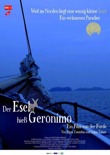 Plakat Esel hiess Geronimo