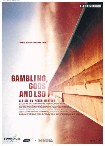 Gambling, Gods And LSD Plakat