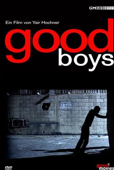Good Boys DVD-Umschlag