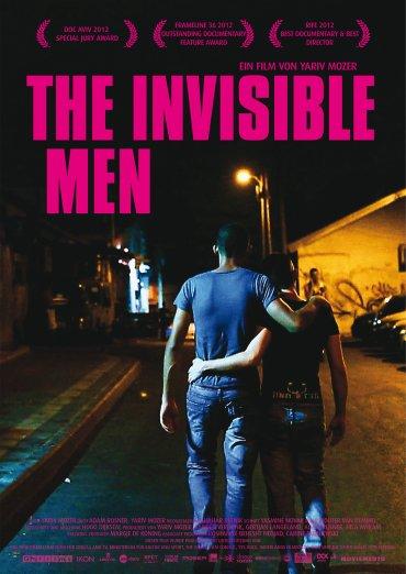 Plakat The Invisible Men