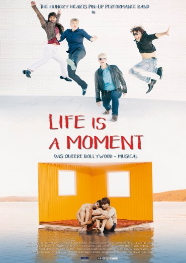 Life Is A Moment Plakat_A4