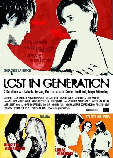 Lost In Generation Plakat/DVD-Umschlag