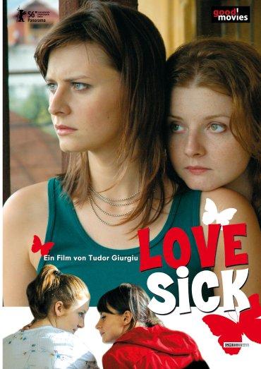 Love Sick DVD-Umschlag