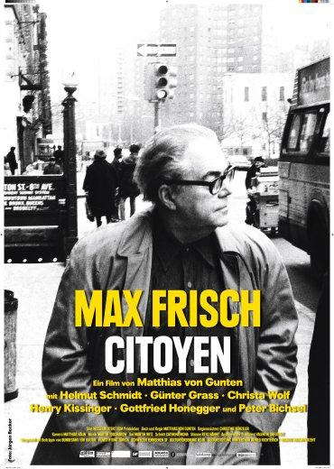 Max Frisch, Citoyen Plakat