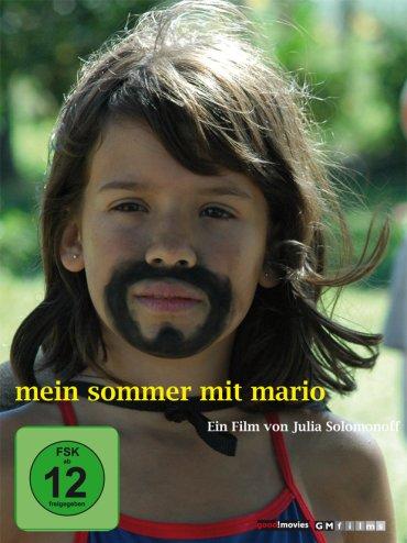 Mein Sommer mir Mario DVD-Umschlag