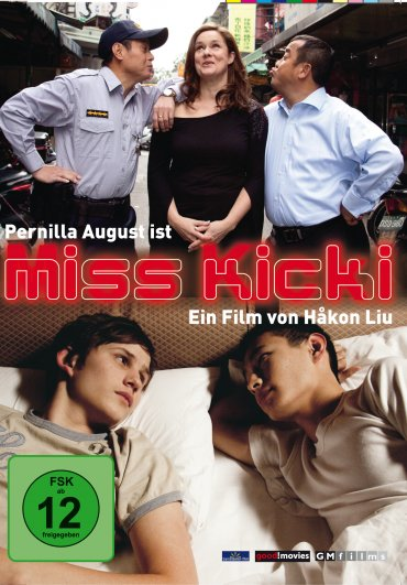 MIss Kicki DVD-Umschlag