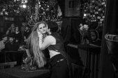 Paulina Bachmann (Columbine), Susanne Sachsse (Pierrot) (36.0 cm x 24.0 cm @300dpi)