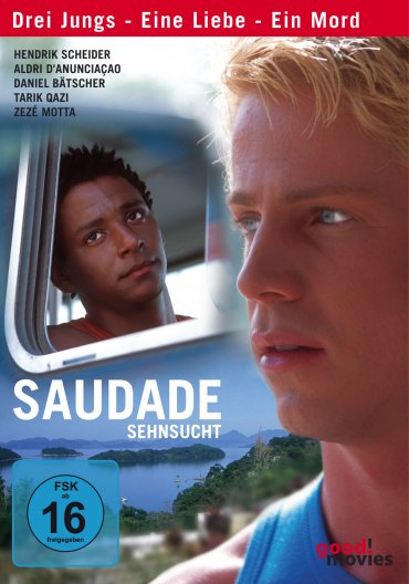 Saudade -- Sehnsucht Plakat/DVD-Umschlag