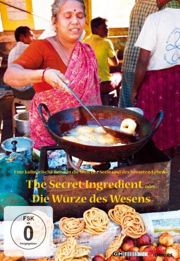 Die Würze des Wesens: DVD-Umschlag The Secret Ingredient