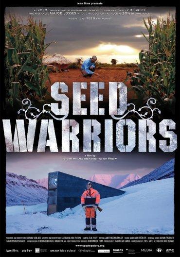Plakat Seed Warriors