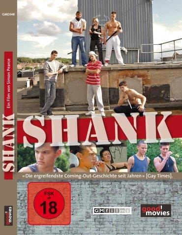 Shank DVD-Umschlag