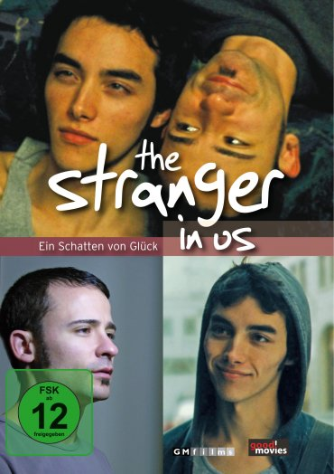 The Stranger In Us DVD-Umschlag