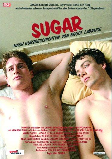 Sugar Plata/DVD-Umschlag