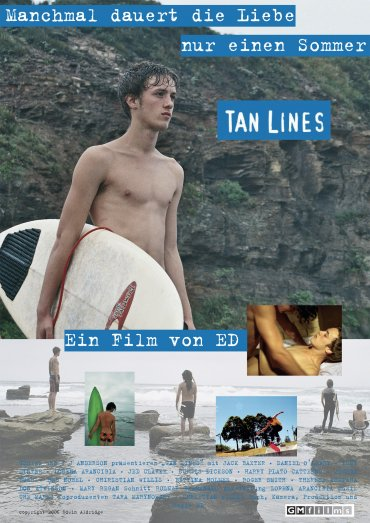 Tan Line Plakat/DVD-Umschlag